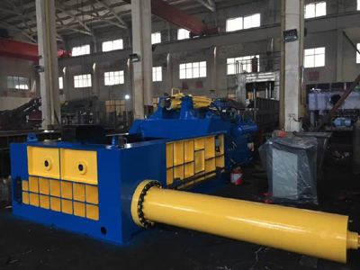 NKY81-4000C Hydraulic Scrap Metal Baler