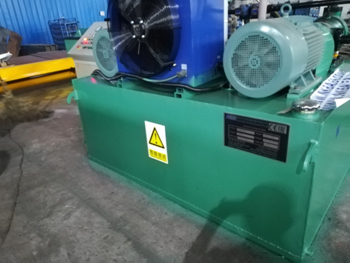 NKY81-2500A  Scrap Metal Hydraulic Baler