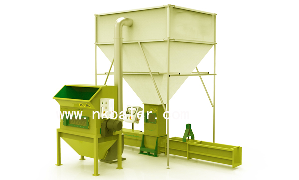 Scrap Foam Cold Press Machine