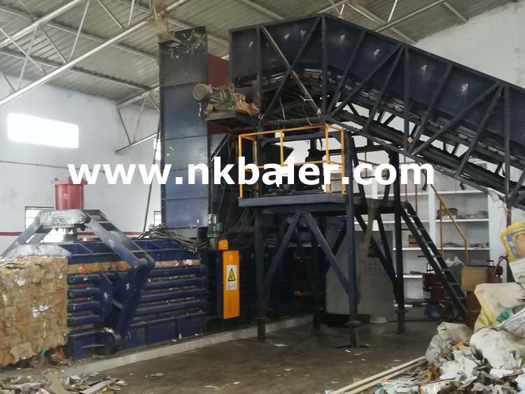 what's the price of India Cardboard Baler