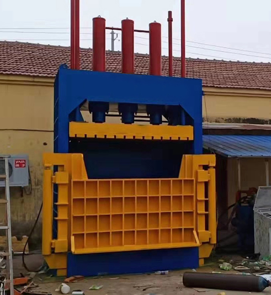 Scrap Aluminum Plate Balers Machine