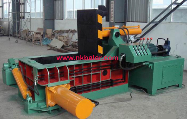 Three maintenance methods of scrap metal baler: