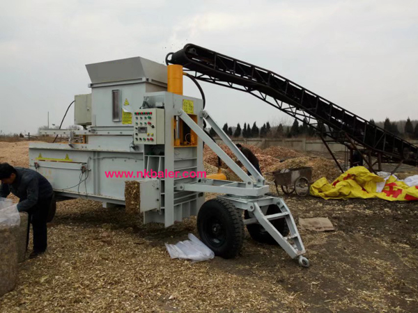 Future innovation and improvement strategies of yellow storage straw baler