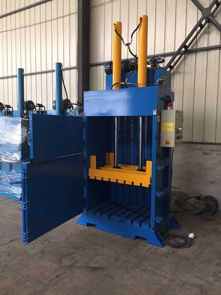 Nick Baler baling press machine
