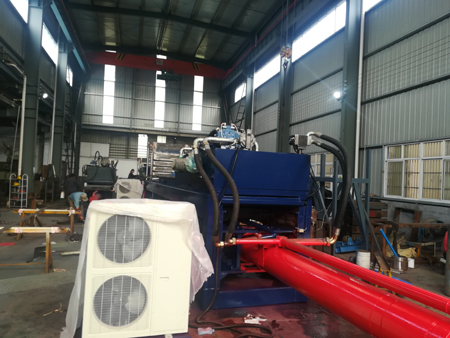 How to buy back a set of hydraulic baler?